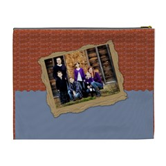 Family Xl Cosmetic Bag By Danielle Christiansen   Cosmetic Bag (xl)   V8scxjy83fia   Www Artscow Com Back