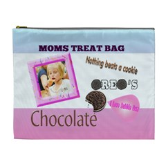 Moms Treat Bag Xl By Makayla   Cosmetic Bag (xl)   130gabuxahce   Www Artscow Com Front