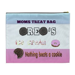 Moms Treat Bag Xl By Makayla   Cosmetic Bag (xl)   130gabuxahce   Www Artscow Com Back