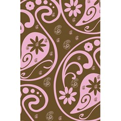 Pink Chocolate Lined Notebook By Danielle Christiansen   5 5  X 8 5  Notebook   Tjrg5canajb7   Www Artscow Com Back Cover
