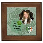 Luck of the Irish Framed Tile