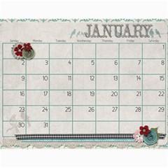 Calendar 2011 By Sarah Banholzer   Wall Calendar 11  X 8 5  (12 Months)   Jyivfqpebget   Www Artscow Com Jan 2011
