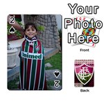 Baralho Familia 2 - Playing Cards 54 Designs