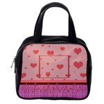 My Heart bag - Classic Handbag (One Side)