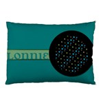 Pillow blue green black - Pillow Case
