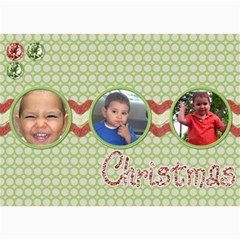 Marti Xmas By Tania   5  X 7  Photo Cards   27crvmpylug4   Www Artscow Com 7 x5 Photo Card - 1