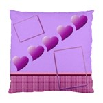 Our heart pillow - Cushion Case (One Side)