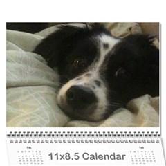 Pokey By Cheryl   Wall Calendar 11  X 8 5  (12 Months)   Un6sqzwjgrvh   Www Artscow Com Cover