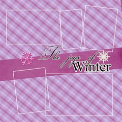Snow Fun Quickpages By Jennyl   Scrapbook Page 12  X 12    Woh1uxhjdbhh   Www Artscow Com 12 x12 Scrapbook Page - 12