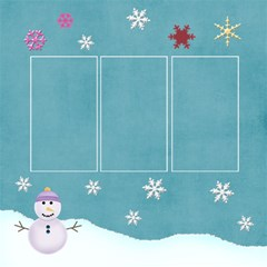 Snow Fun Quickpages By Jennyl   Scrapbook Page 12  X 12    Woh1uxhjdbhh   Www Artscow Com 12 x12 Scrapbook Page - 4