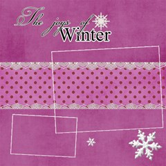 Snow Fun Quickpages By Jennyl   Scrapbook Page 12  X 12    Woh1uxhjdbhh   Www Artscow Com 12 x12 Scrapbook Page - 7