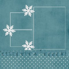 Snow Fun Quickpages By Jennyl   Scrapbook Page 12  X 12    Woh1uxhjdbhh   Www Artscow Com 12 x12 Scrapbook Page - 9