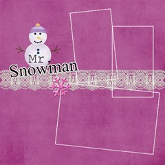 Snow Fun Quickpages By Jennyl   Scrapbook Page 12  X 12    Woh1uxhjdbhh   Www Artscow Com 12 x12 Scrapbook Page - 10