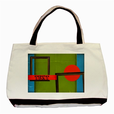 Tote2 By Brookieadkins Yahoo Com   Basic Tote Bag   I323op37fppx   Www Artscow Com Front