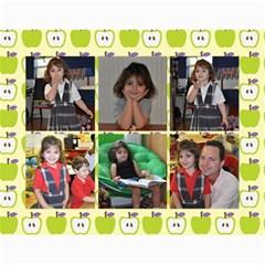 Daddy s 2011 Calendar By Laura Witte   Wall Calendar 11  X 8 5  (12 Months)   9dnfwkvzseuz   Www Artscow Com Month