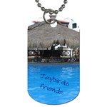 jaybirds_3 - Dog Tag (One Side)