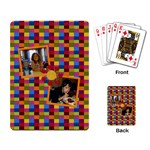 ABC Jump Playing Cards - Playing Cards Single Design