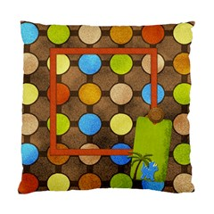 Dinosaur! 2 Sided Pillowcase By Lisa Minor   Standard Cushion Case (two Sides)   Wlmxxng42sxs   Www Artscow Com Front