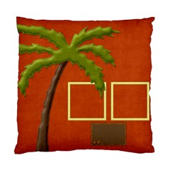 Dinosaur! 2 Sided Pillowcase By Lisa Minor   Standard Cushion Case (two Sides)   Wlmxxng42sxs   Www Artscow Com Back