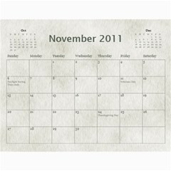 Rescue Calander By Tracy Caccavella Perrin   Wall Calendar 11  X 8 5  (12 Months)   Bkd98l6kn8hs   Www Artscow Com Nov 2011