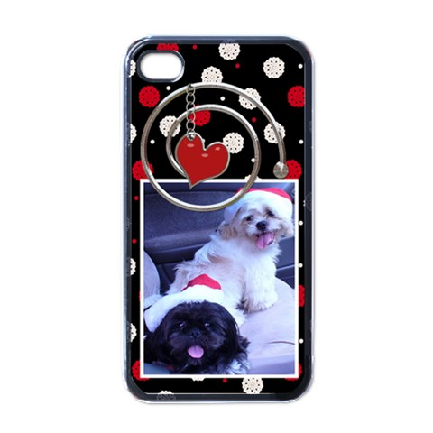 Iphone By Brigitte Winnard   Apple Iphone 4 Case (black)   Wlz683a81lp6   Www Artscow Com Front