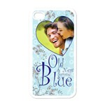 Old New Borrowed Blue Bridal i phone cover - Apple iPhone 4 Case (White)