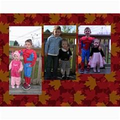 Family Calendar By Marcela   Wall Calendar 11  X 8 5  (12 Months)   Onvsio4wvxt5   Www Artscow Com Month