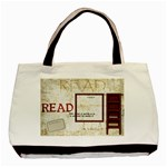 A Good Read Tote - Basic Tote Bag