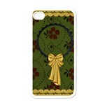 Gypsy Fall IPhone Case 1 - Apple iPhone 4 Case (White)