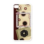 You ve Stolen My Heart IPhone Case 1 - Apple iPhone 4 Case (White)