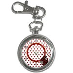 Miss Ladybugs Garden Keychain Watch 1 - Key Chain Watch