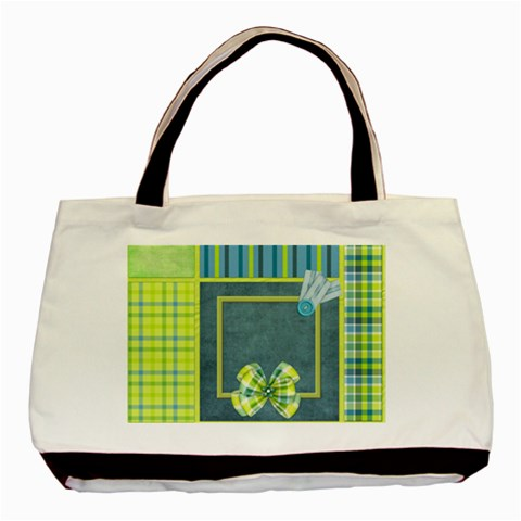 Bluegrass Boy Tote 1 By Lisa Minor   Basic Tote Bag   9cearp9c1s5s   Www Artscow Com Front