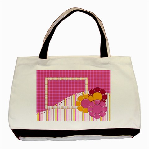Awaken Her Tote 1 By Lisa Minor   Basic Tote Bag   22s6jnm8gyct   Www Artscow Com Front