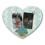 Mlousepad- In LOVE - Heart Mousepad