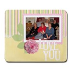 WILBUR 2006 CHRISTMAS - Large Mousepad