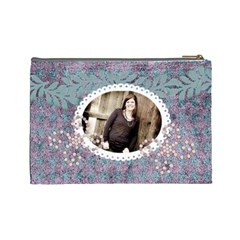 Beautiful2 Purse By Danielle Christiansen   Cosmetic Bag (large)   Wmiecqee6lye   Www Artscow Com Back
