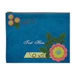 XL Cosmetic Case- Colorful - Cosmetic Bag (XL)