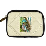 Diamond damask marble camera case - Digital Camera Leather Case
