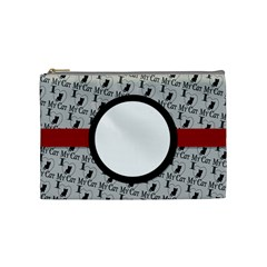 By Brookieadkins Yahoo Com   Cosmetic Bag (medium)   Sxpxa0l9ylrs   Www Artscow Com Front