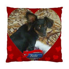Pillow Jackie By Margaret   Standard Cushion Case (two Sides)   U3h052095dmz   Www Artscow Com Front