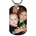 jc tag - Dog Tag (Two Sides)