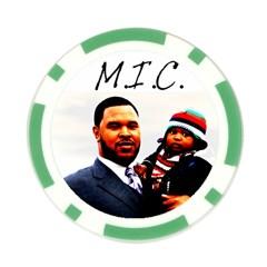 Now By Michael Mcdermott   Poker Chip Card Guard   Avvgoeyybq3o   Www Artscow Com Back