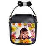 Flower Girls Sling Bag