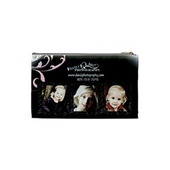 Photography Memory Card Holder By Danielle Christiansen   Cosmetic Bag (small)   0iws1uuisgom   Www Artscow Com Back