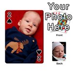 2010 Holiday Alex Cards 3 - Playing Cards 54 Designs