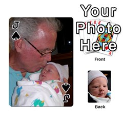 Jack 2010 Holiday Alex Cards 3 By Nick Long   Playing Cards 54 Designs   Upj4yhald1bp   Www Artscow Com Front - SpadeJ
