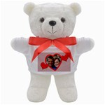 love hearts teddy - Teddy Bear