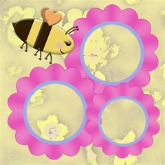 Grandma s Loves Her Sweet Honey Bees 8x8 By Chere s Creations   Scrapbook Page 8  X 8    0hbwokxj0md3   Www Artscow Com 8 x8  Scrapbook Page - 16