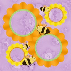 Grandma s Loves Her Sweet Honey Bees 8x8 By Chere s Creations   Scrapbook Page 8  X 8    0hbwokxj0md3   Www Artscow Com 8 x8  Scrapbook Page - 22