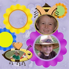 Grandma s Loves Her Sweet Honey Bees 8x8 By Chere s Creations   Scrapbook Page 8  X 8    0hbwokxj0md3   Www Artscow Com 8 x8  Scrapbook Page - 23